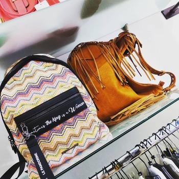 #accessories #fotografer #fotodelgiorno #backpack #lepandorinebags #bagslover #mimimuafirenze #accessoriesoftheday #accessorize #girls #womanstyle #cuoio #fashiondiaries #fashionista #blogger #fashiongirl #fashionlovers #instalook #instafashion #followforlike #following #instagram #followforfollower #shoppingbags #shoppingtime #ipanemacapurso☀️