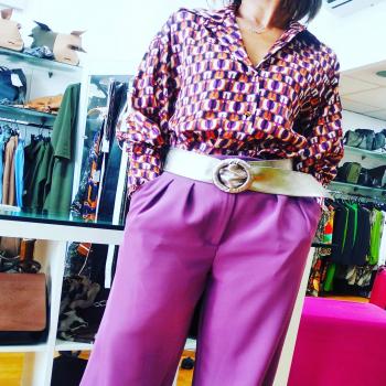#lookoftheday☀️ #specialaccessories #vicolo_official #vicolo_official #photooftheday #lookstyle #likefollowers #like4likes #loveshopping💞 #glamfanatics #glamourphoto #moodoftheday #musthave #trend #tagforlikes #tagstagram #details #colors #fantasy #violetlook #vibes #positivevibes #instagram #instolike #following #ipanemacapurso♥️