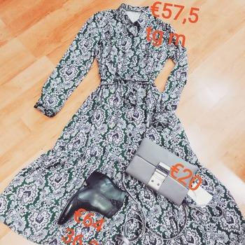 #like4likes #lookoftheday #dress #longdress #angeladavis #fantasy #green #accessories #detailsoftheday #loveshopping💞 #like4likes #likefollowers #glamfanatics #glamour #contattaci🚛🏠 #contattaci📩direct #📲3515329580 #followme #followforlike #glamfanatics #fashiondiaries #ipanemacapurso🌈