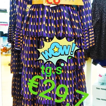 ❌SUPER SCONTI AL 70%❌ #dress #longdress #zahjrabbigliamento #lookstyle #fashionista #glamfanatics #loveshopping💞 #like4likes #likesforlike #goodvibesonly #winter21 #wintersale #fantasy #moodoftheday #vibration #sconti #specialoutfit♥️ #blog #fashiondiaries #musthave #contattaci🚛🏠 #📲3515329580 #ipanemacapurso♥️