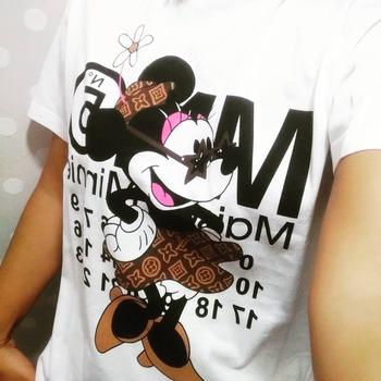 ‼️‼️ New collection ‼️‼️ Info e spedizioni al numero WhatsApp 3515329580 #tshirttime #newinstore #newfallwintercollection #minnie #girly #glamfanatics #fotografer #followforlike #moodoftheday #like4likes #glamourgirl #lookstyle #photooftheday #blogger #fashionbloggeritalia #ipanemacapurso☀️