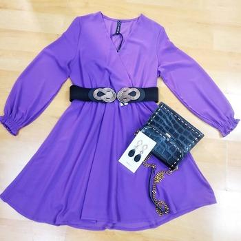 ‼️ Info e spedizioni al numero WhatsApp 3515329580‼️ #dress #newdress #newfallwintercollection #like4likes #girly #girls #loveshopping💞 #moodoftheday #mondaymood #musthave #glamfanatics #vibes #totallook #detailsoftheday #differentlook #lookstyle #spedizionionline #blogger #ipanemacapurso☀️