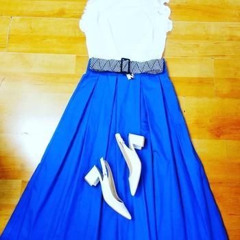 ❌ SALDI ❌ #outfitoftheday #white&blu #guessshop #shoes #girly #glamfanatics #glam #glamourgirl #saldi #shopping #shoppingtime #vicolo_official #happy25 #naliaccessori #instalook #instolike #instafashion #blogger #followforlike #foolow #ipanemacapurso☀️
