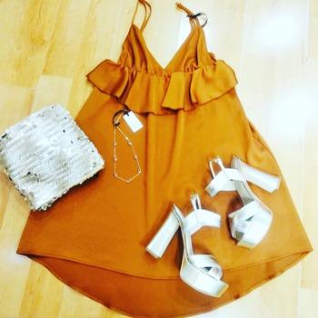 ‼️ saldiiiii ‼️ #summerlook #summeroutfit #vibes #sundaymood☀️ #sundayvibes #shopping #shoppingtime #shoppingonline #sale #time #outfitstyle #vicolooutfit #dress #accessories #guess #nalibijoux #instalook #instalike #like4likes #glamourgirl #followforlike #followme #ipanemacapurso♥️