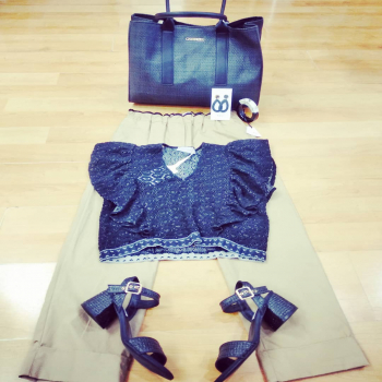 #lookoftheday #loveshopping💞 #like4likes #moodoftheday #morefollowers #glamfanatics #glamourphotography #fashiondiaries #totallook #looktime #sundaymotivation❤️ #tagforlikes #tagstagram #instagram #instagood #instphoto #follow4like #followers #📲3515329580 #contattaci📩direct #contattaci🚛🏠 #ipanemacapurso☀️