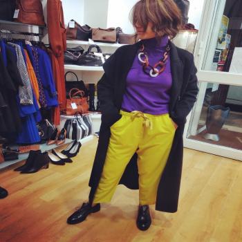 #moodoftheday #sundaymorning #lookstyle #likefollowers #loveshopping💞 #musthave #vicolo_official #silvianheach #cafenoirshoes #modellaperungiorno #photooftheday #spedizioniintuttaitalia🚚📲📦 #📲3515329580 #contattaci🚛🏠 #contattaci📩direct #glamfanatics #glamourphoto #fashiondiaries #fashionlook #positivevibes #girls #ipanemacapurso🌈